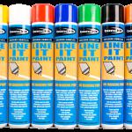Marker sprays